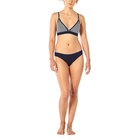 Icebreaker Siren Bikini Slip Dame midnight navy